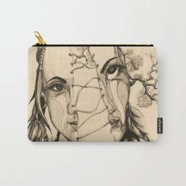 Bipolar by Kate Morgan Carry-All Pouch
