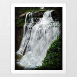 Brandywine Falls Art Print