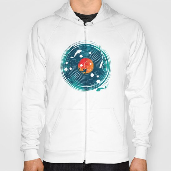 Sound of Water Hoody