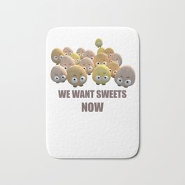 Looking for sweets Bath Mat