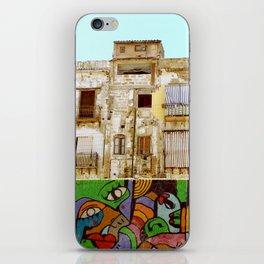 Palermo - Borgo Vecchio iPhone Skin