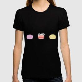 Pastel Macarons T-shirt