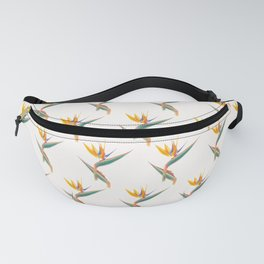 Bird of Paradise flowers Fanny Pack