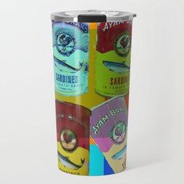 CANNED SARDINE Travel Mug
