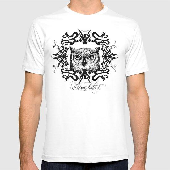 Wisdom Listens T-shirt