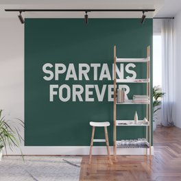 Spartans Forever Wall Mural