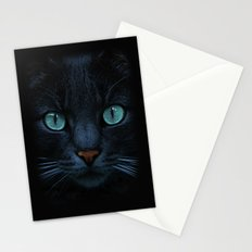 eyes of blue Stationery Cards