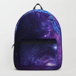 Tardis Nebula Backpack