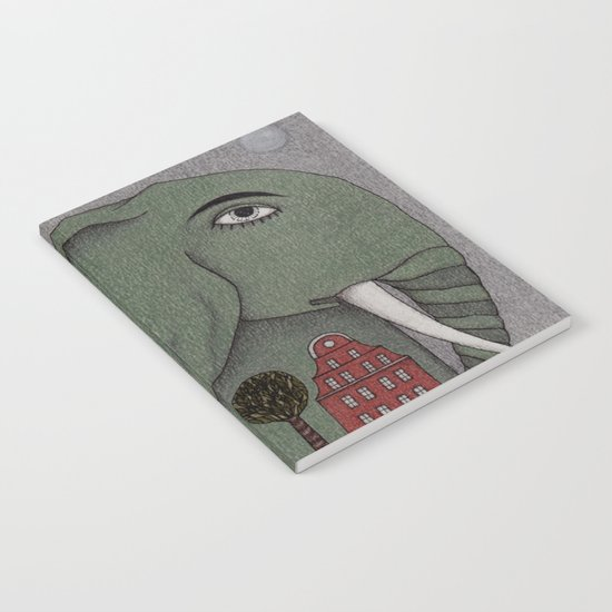 It's an Elephant! Notebook