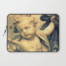 The Hallelujah Cherub. Laptop Sleeve