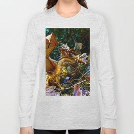 Golden Dragons Nest Long Sleeve T-shirt
