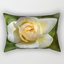 Simply the rose... Rectangular Pillow