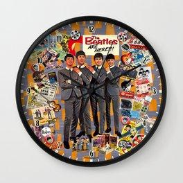 Beatmania!!! Wall Clock