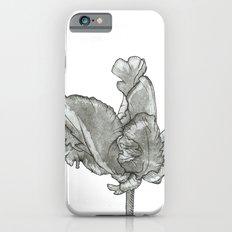Monochromatic Orchid iPhone 6s Slim Case