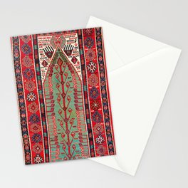Erzerum Northeast Anatolian Niche Kilim Print Stationery Cards