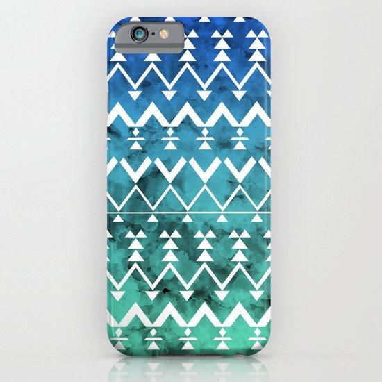 Triangle Tribal iPhone & iPod Case