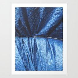 Squeeze Art Print