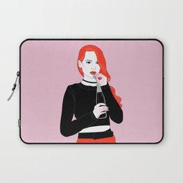 Cheryl Blossom Laptop Sleeve