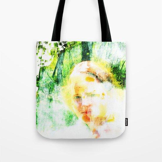 Miss. Sunshine  Tote Bag