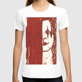 Brandon Lee Red T-shirt