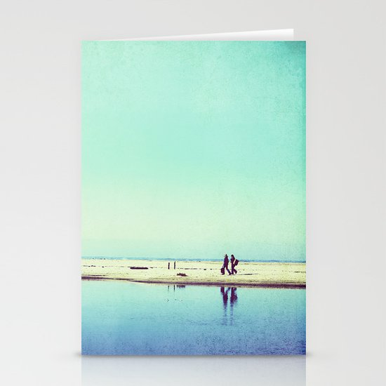 California Dreaming III Stationery Cards