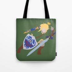 Link, He's BA (Legend of Zelda) Tote Bag