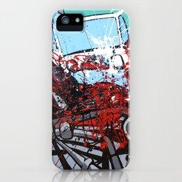 Atto di colore #2 iPhone Case