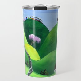 Hilly High Hills Travel Mug