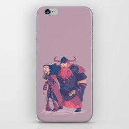 Valka&Stoick iPhone Skin