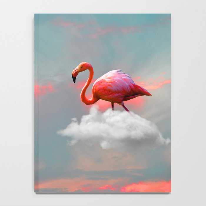 My Home up to the Clouds Notebook