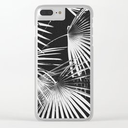 Tropical #5 Clear iPhone Case