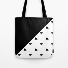 Triangle and triangles Tote Bag