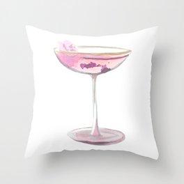 Cocktail no 9 Throw Pillow