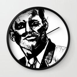 John F. Kennedy Wall Clock