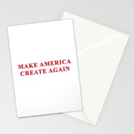 M.A.C.A. Stationery Cards