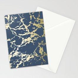 Kintsugi Ceramic Gold II Stationery Cards