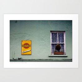 ..irish... Art Print