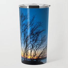 kettle cove sunset 1 Travel Mug
