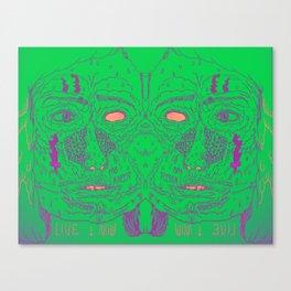 therapist Canvas Print