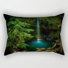 Big Basin Redwood State Park, Boulder Creek, CO Rectangular Pillow