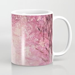 Spring Snow - Pink Coffee Mug