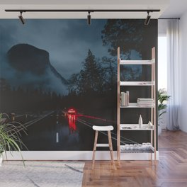 Yosemite Valley Gothic Wall Mural