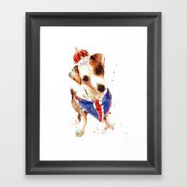 The Union Jack Framed Art Print