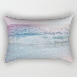 Cali Ocean Vibes Rectangular Pillow