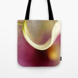 Calla Lily AbstractIII Tote Bag