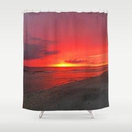 Beach #6 Shower Curtain