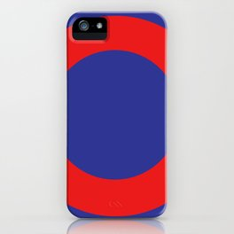 Phish Donut iPhone Case