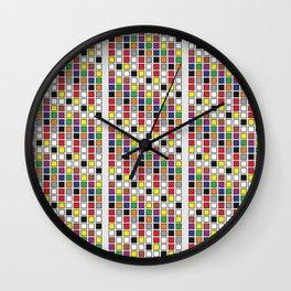 Untitled Three Wall Clock