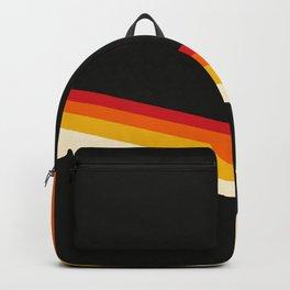 70s Bouncing Stripe Backpack