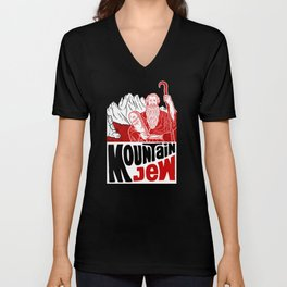 Mountain Jew Unisex V-Neck